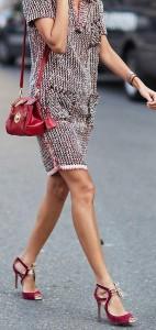 Full Bouclé Skirt