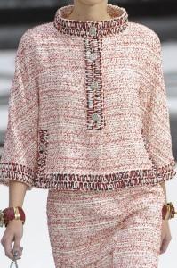 Tweed Bouclé Outfit